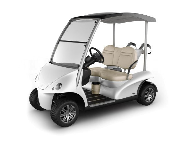 GARIA GOLF (2-SEATER) WHITE