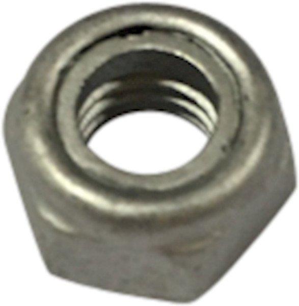 Nut, M08 DIN985/ISO7040 FZB