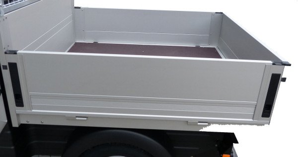 Pick up box upgrade for flatbed, Long