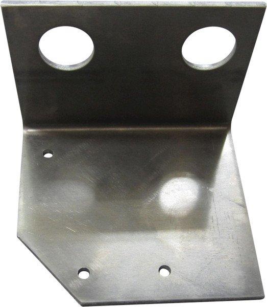 Bracket brake fluid container