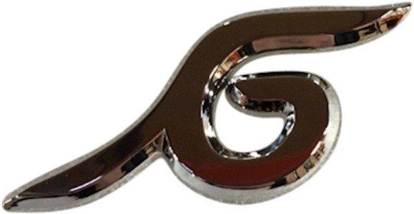 Emblem. Garia. flat
