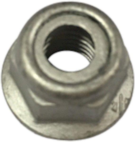 Nut, M8, DIN6926, Delta grey