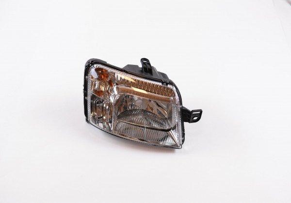 Headlamp, RH, H4