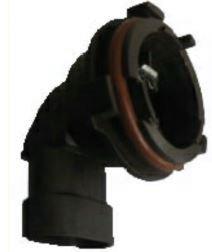 Front lamp EURO, socket