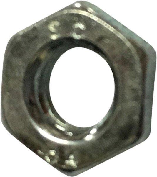 Nut, M6, DIN 439/ISO4035