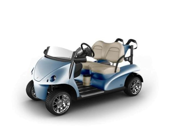 GARIA GOLF DESERT COLLECTION IN BLUE MIRAGE (2-SEATER)
