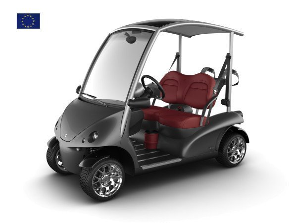 GARIA MONACO 2 GRAPHITE GREY (2-SEATER) [STREET LEGAL EU/ROW
