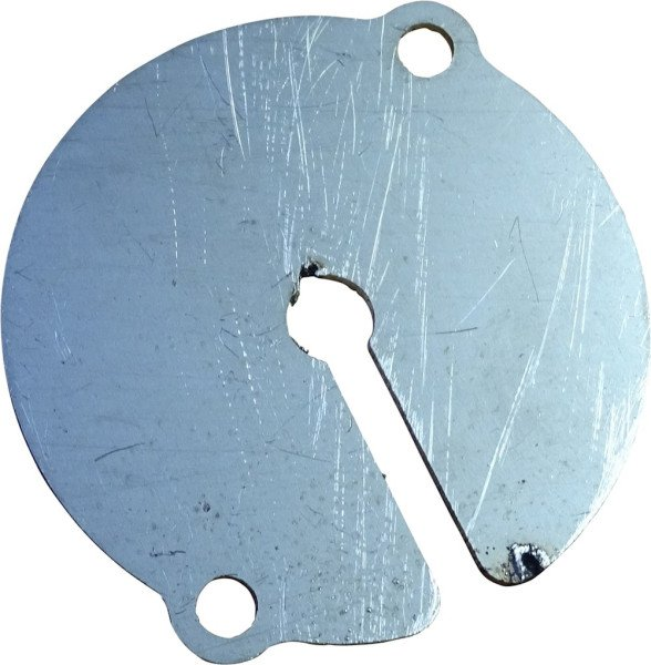 Mounting plate, ST-115A