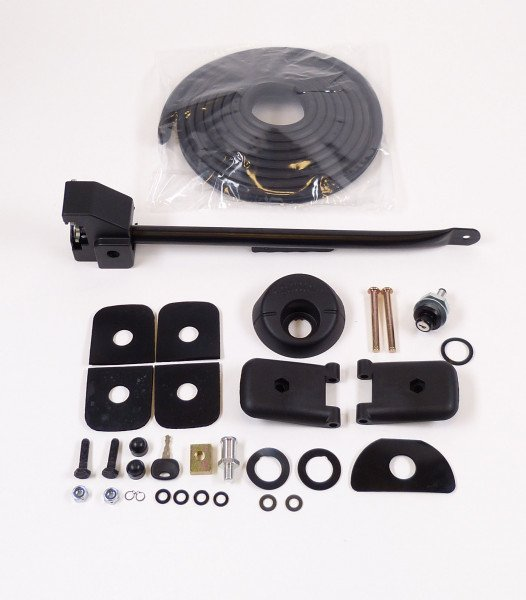 Door kit, LH (Bosal package)