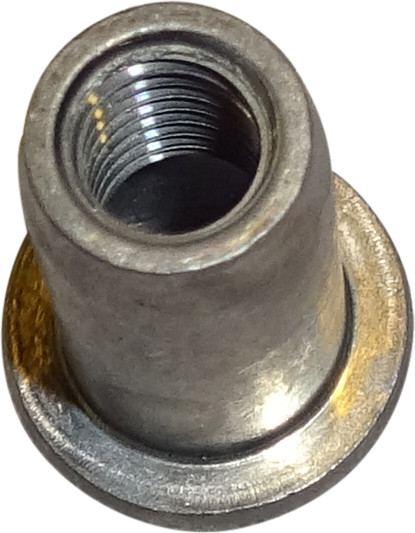 Threaded Insert, M6 D11, Flanged