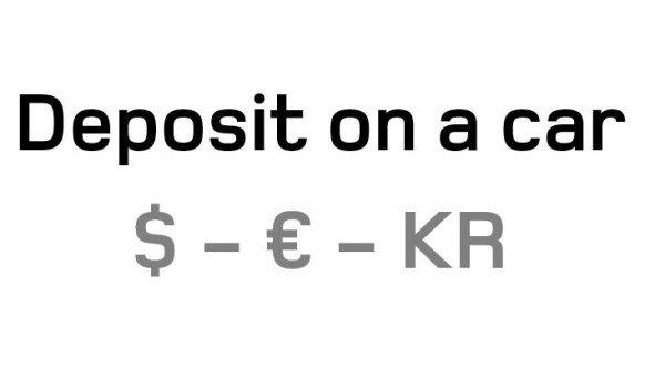 Deposit 500
