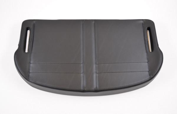 +2 Seat cushion, Black