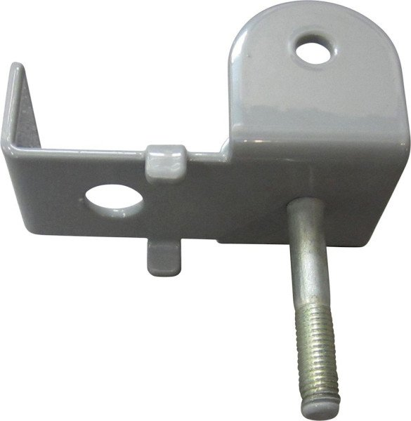 Bracket extended, A-arm lower