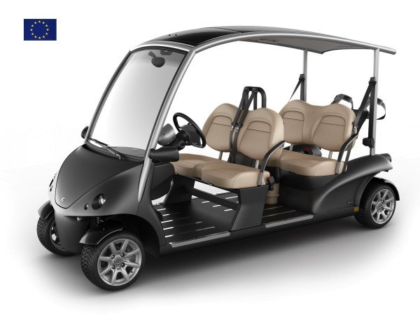 GARIA MONACO 4 (4-SEATER) [STREET LEGAL EU/ROW]