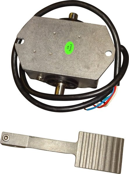 Throttle potentiometer