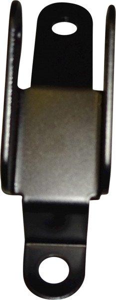 U-bracket. rear seat belt