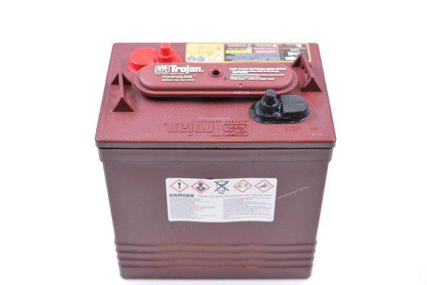 Single battery - Trojan T145 lead