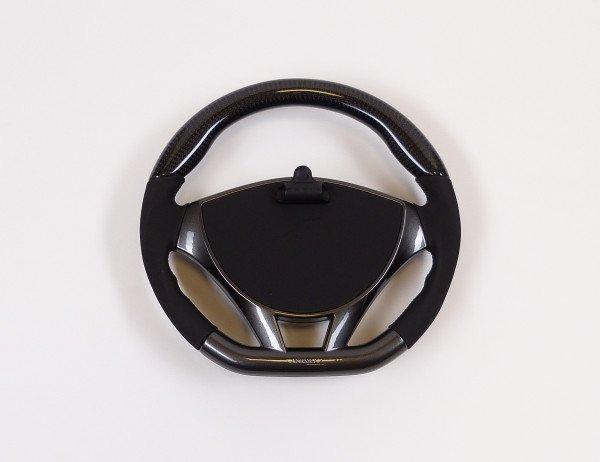 Mansory, Steering wheel type 1 (with scorecard clip)