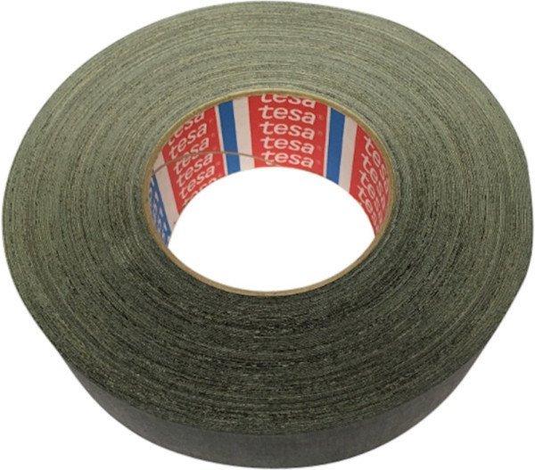 Tape, TESA 04661, 38 mm, sort