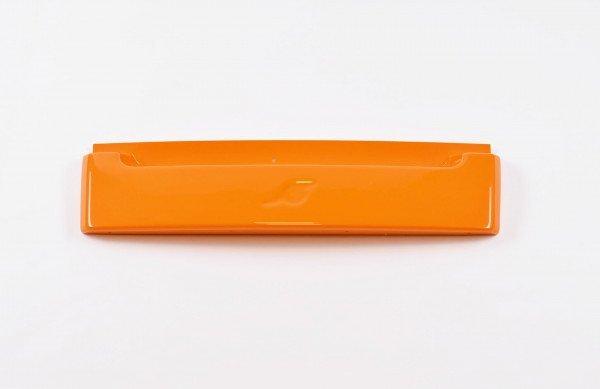 Front panel, Orange