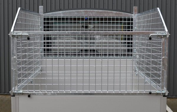 Mesh cage, tailgate main asm