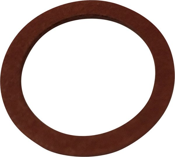 Oil extension gasket M18x24x1,5, DIN124