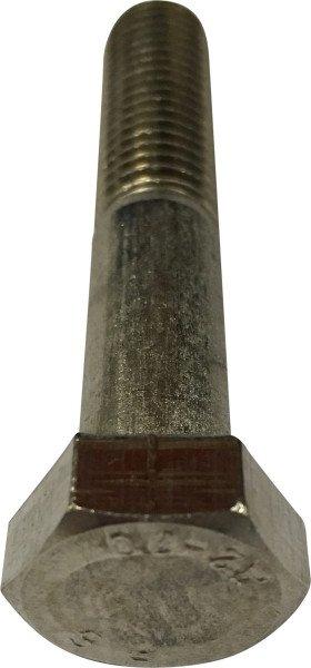Bolt, M12x65, A2, DIN931/ISO4014