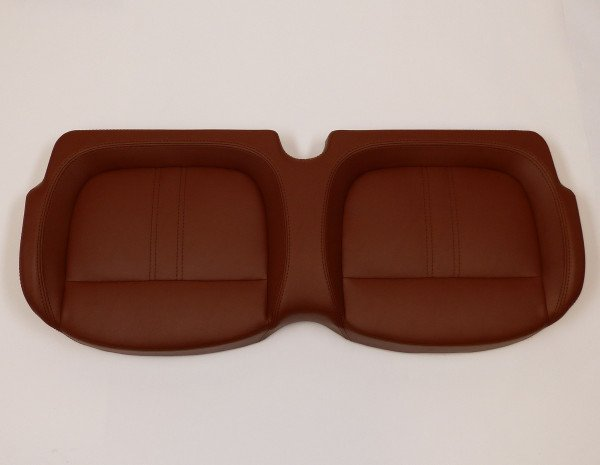 Seat cushion, front, 4-seater, Walnut (Mon 4/Via 4)