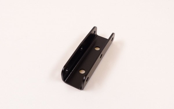 Trailing link attachment bracket