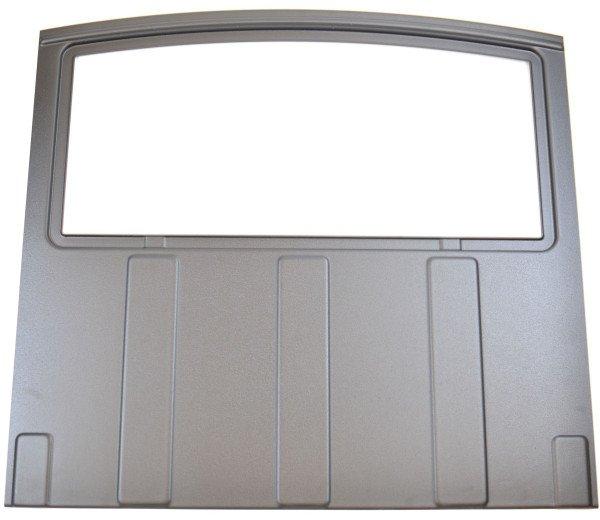 Rear wall panel