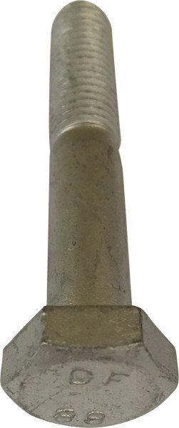 Bolt, M10x60 DIN931/ISO4014 FZV