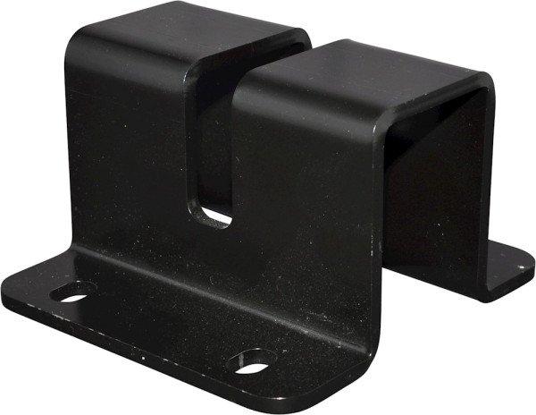 Bracket, Lower, Seat belt retractor