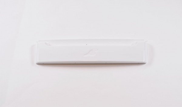 Front panel, White