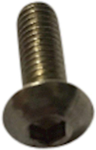 Bolt, M4x12, A2, ISO 7380
