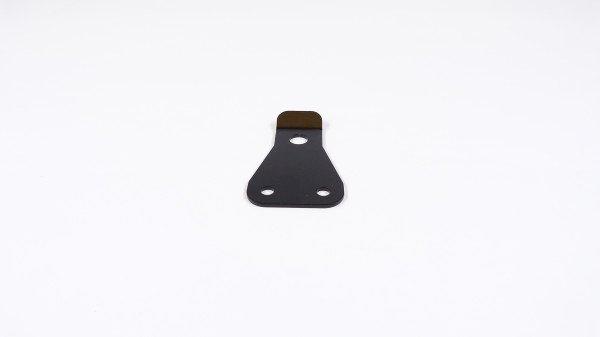 Flatbed lock bracket