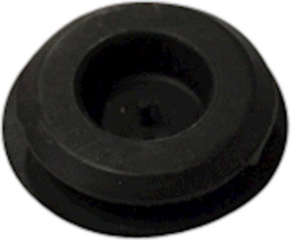 Mounting hole plug