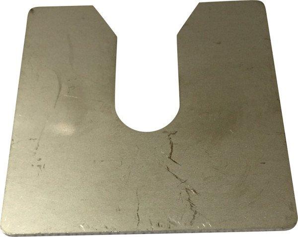 Steel shim, A-arm