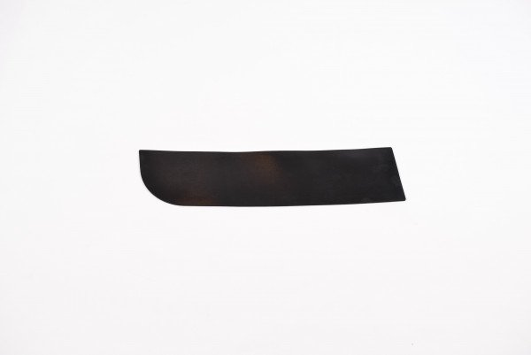 Dashboard bottom, rubber mat, LH