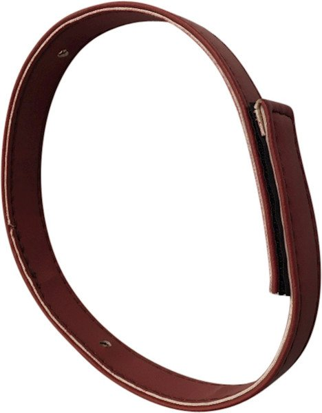 Leather strap, Cherry