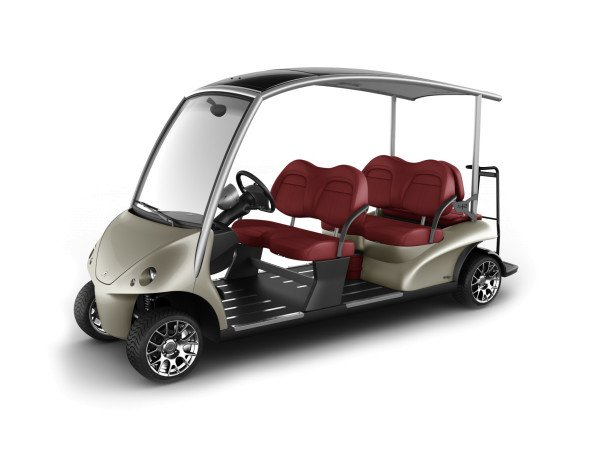 GARIA COURTESY 4+2 (6-SEATER) TOPAZ