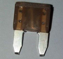 Mini blade fuse 5A/58V