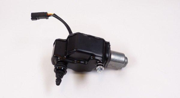 Wiper motor pre-assembly RHD
