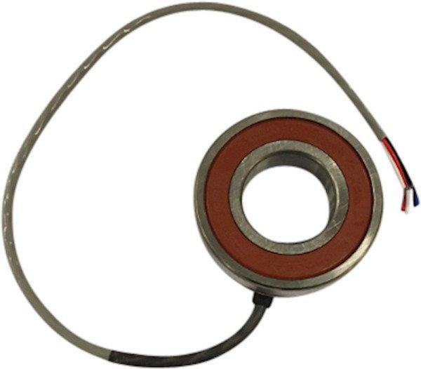 Sensor bearing, AC-motor