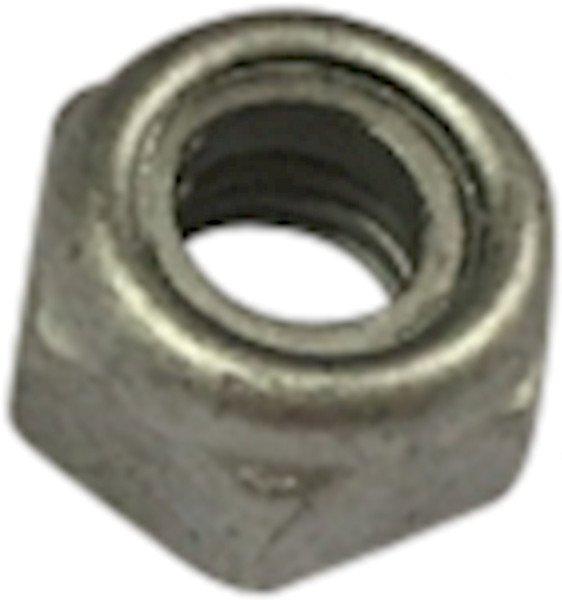 Nut, M6, DIN 985/ISO 7040