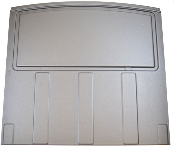 Rear wall panel, no window