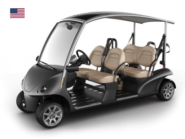 GARIA VIA 4 (4-SEATER) [STREET LEGAL US]