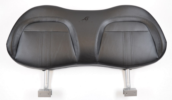 Backrest asm. (sport) Black